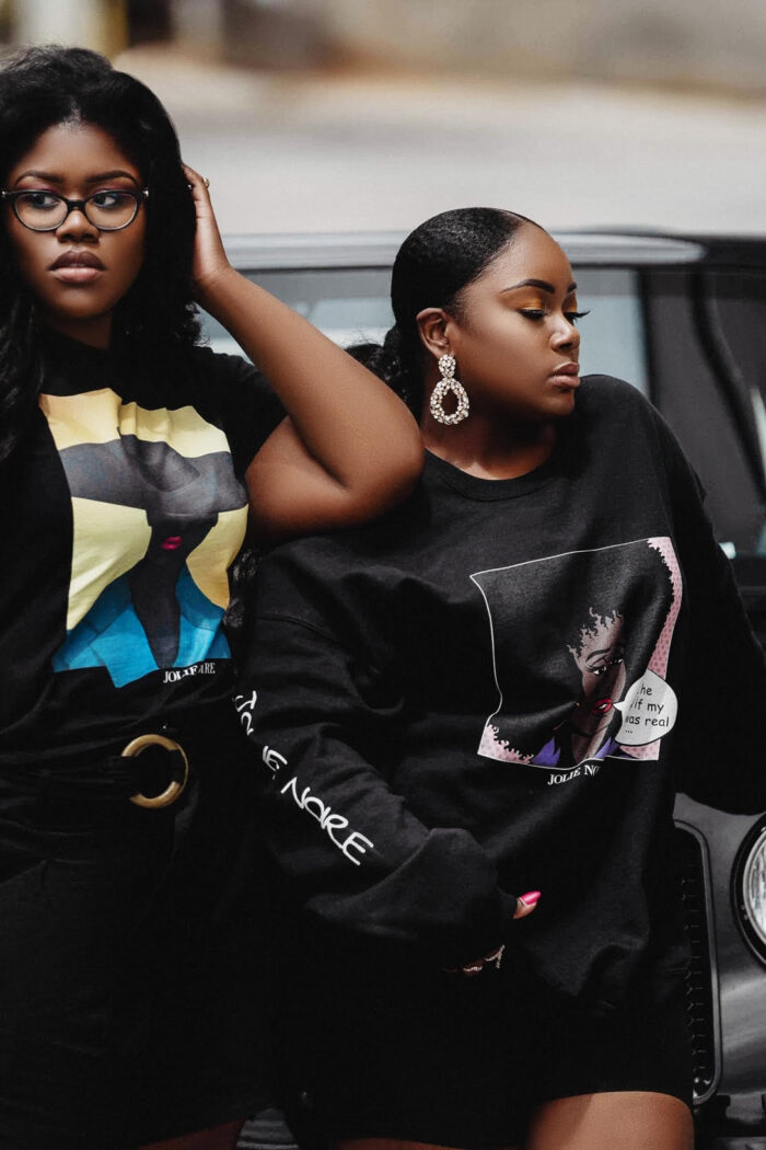 This Black Female Owned Brand Created A Size Inclusive Athleisure Line To Empower Women