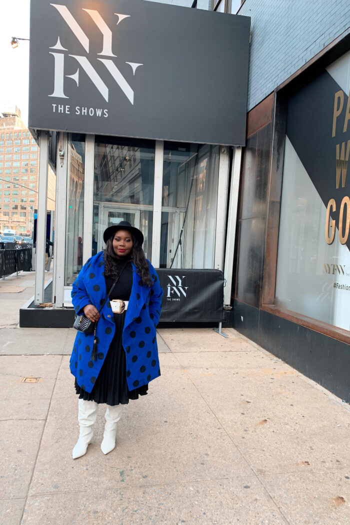 What I Wore To New York Fashion Week Fall 2020