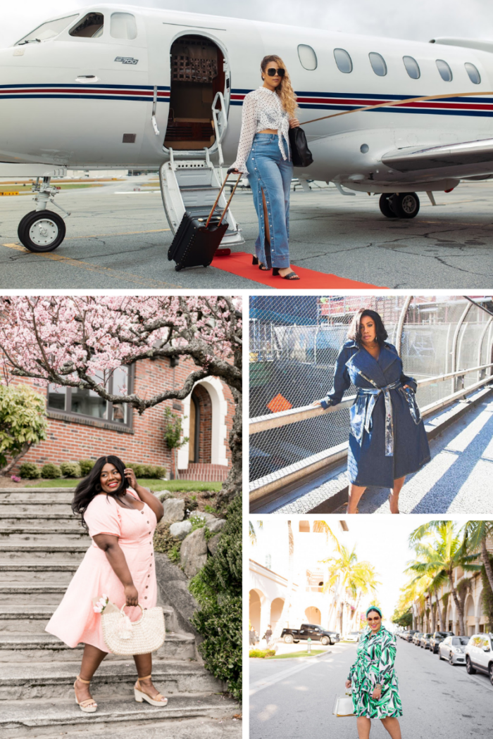 Secure The Bag Sis: These Black Plus Size Fashion Bloggers Landed Major Brand Collaborations For Spring 2020