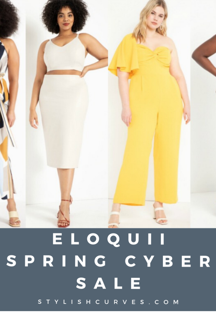 Here's Everything We Are Loving From Eloquii's One Day Spring Sale