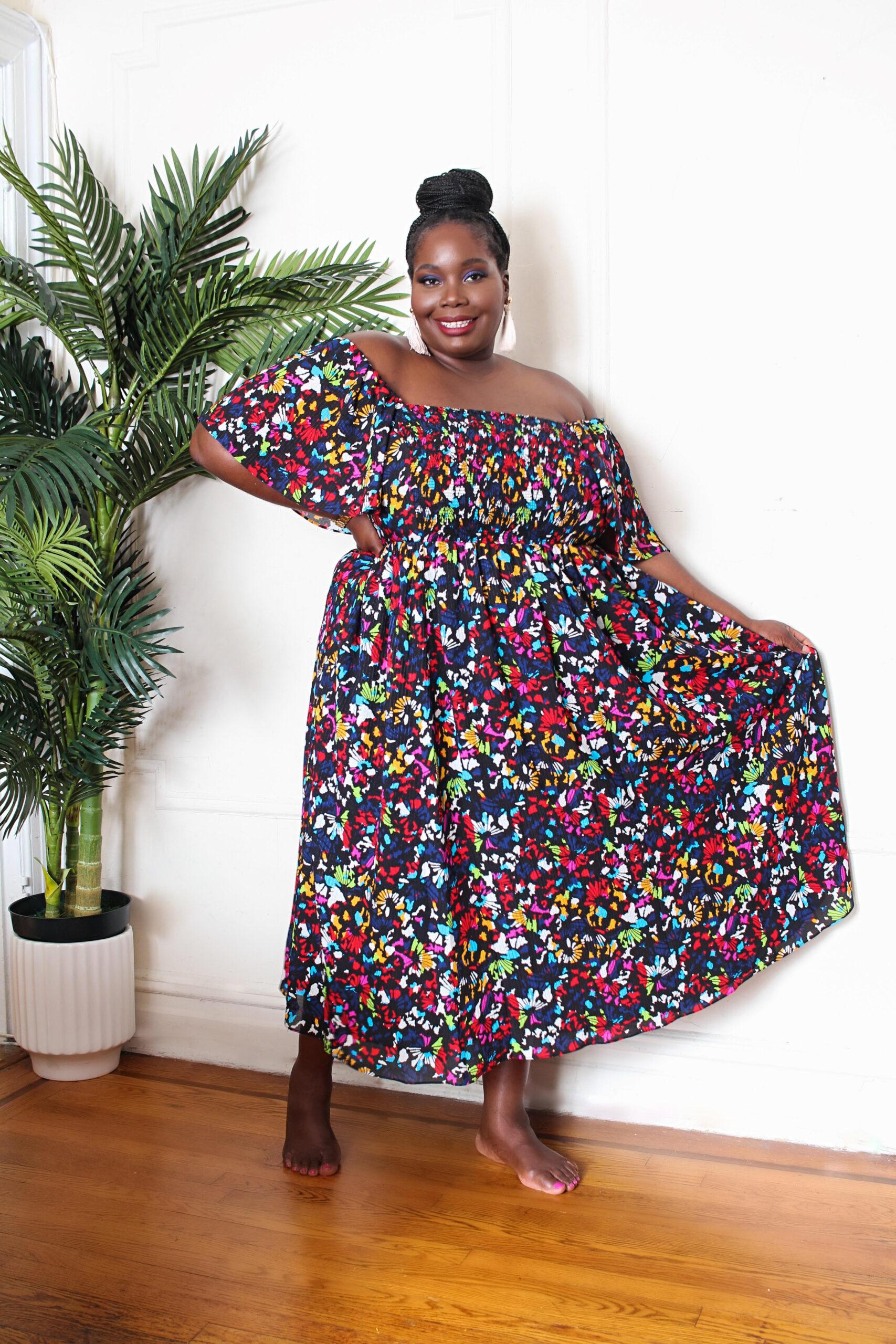 Amazon Summer Plus Size Dresses