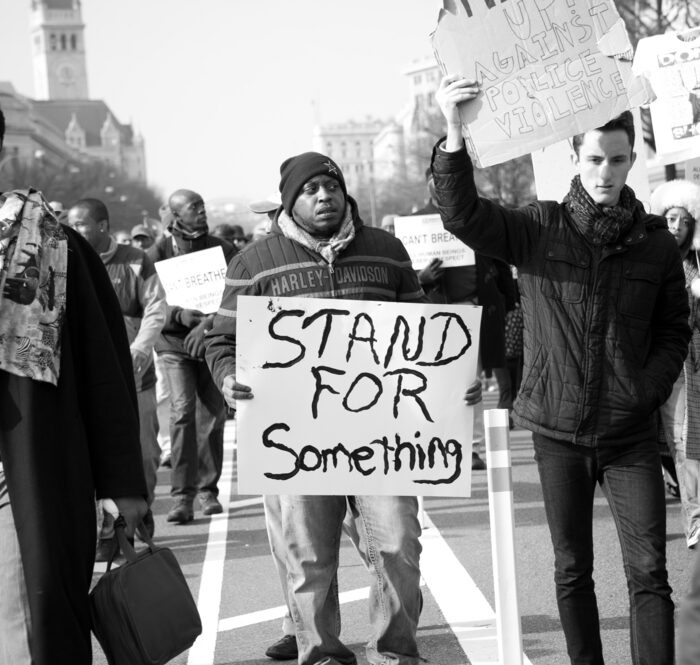 Here's How You Can Help Fight Against Injustice