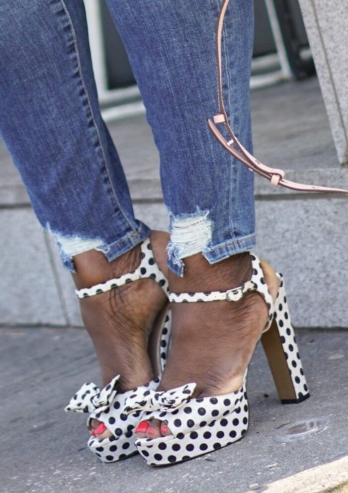 Cute Shoes For Large Feet & The Best Places To Shop For Them