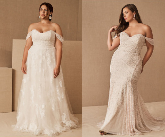 Anthropologie Introduces BHLDN Plus Size Bridal Collection