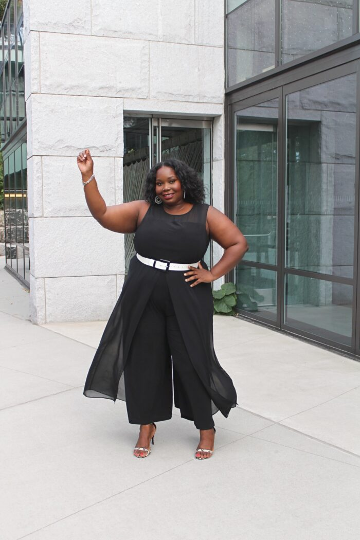 Stylish Plus Size Jumpsuits For Fall