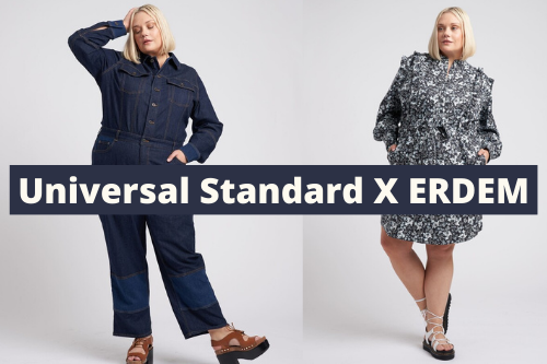Universal Standard Teams Up With ERDEM For A Size Inclusive Spring Collaboration