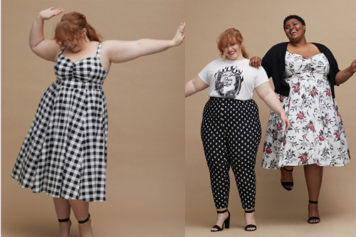 Torrid Takes Us Back With Their Retro Chic Collection