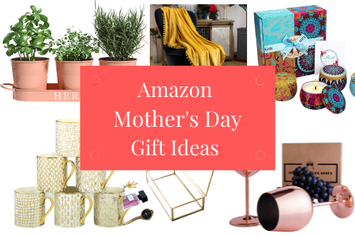 Last Minute Mother's Day Gifts From Amazon