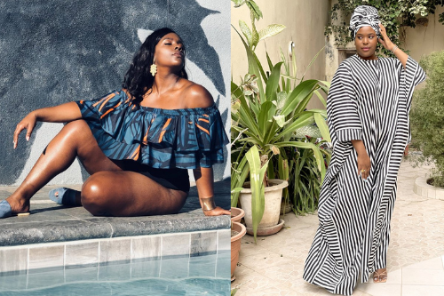 This Female Black-Owned Designer Has Extended Its Line Into Plus Sizes