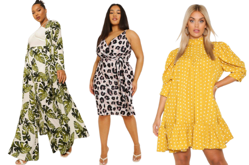 5 Statement Making Plus Size Outfits From Boohoo