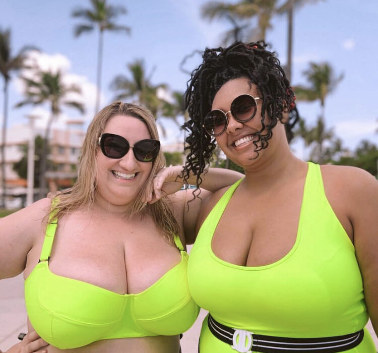 Dive Deep Into The Ocean Wearing One Of These Sexy Plus Size Swimsuits