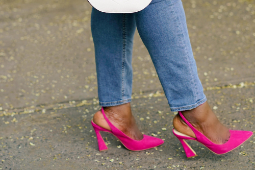 The Perfect Pumps To Take You From Day To Night