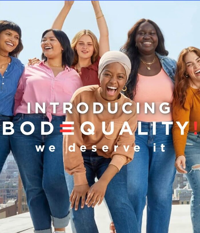 Old Navy's Body Equality Campaign Boasts Size Inclusivity But Some Plus Size Shoppers Find It Misleading