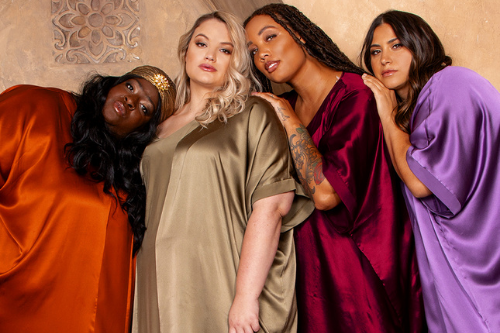 Tracy Christian Founded Sante Grace To Bring Timeless Style To Women With Curves