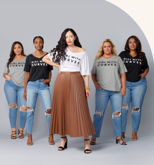 Girl With Curves Clothing Line Finds A Home With QVC