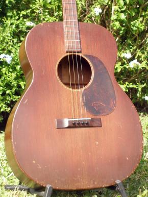 1933 Martin 0-17T Tenor Guitar