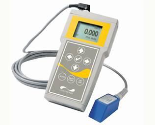 Portable Doppler Flow Meter