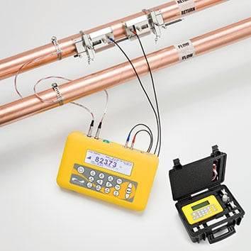 Portable BTU Flow Meter