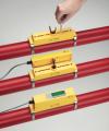 U1000 Inexpensive Fixed Clamp On Ultrasonic Flow Meter