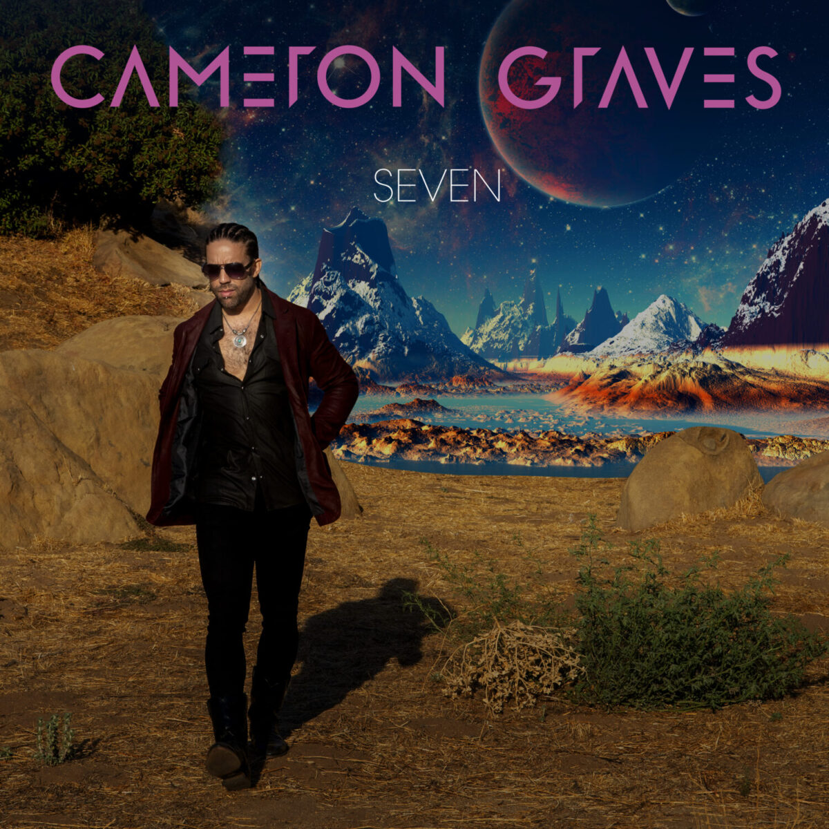 Cameron Graves Album Art