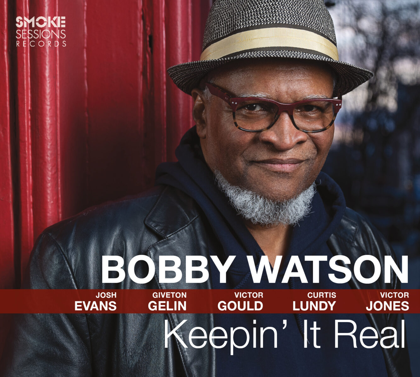 Bobby Watson KEEPIN' IT REAL_Cover