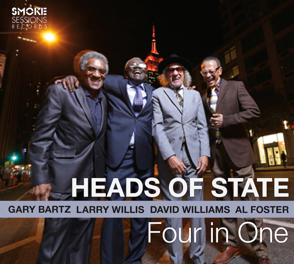 heads of state album cover