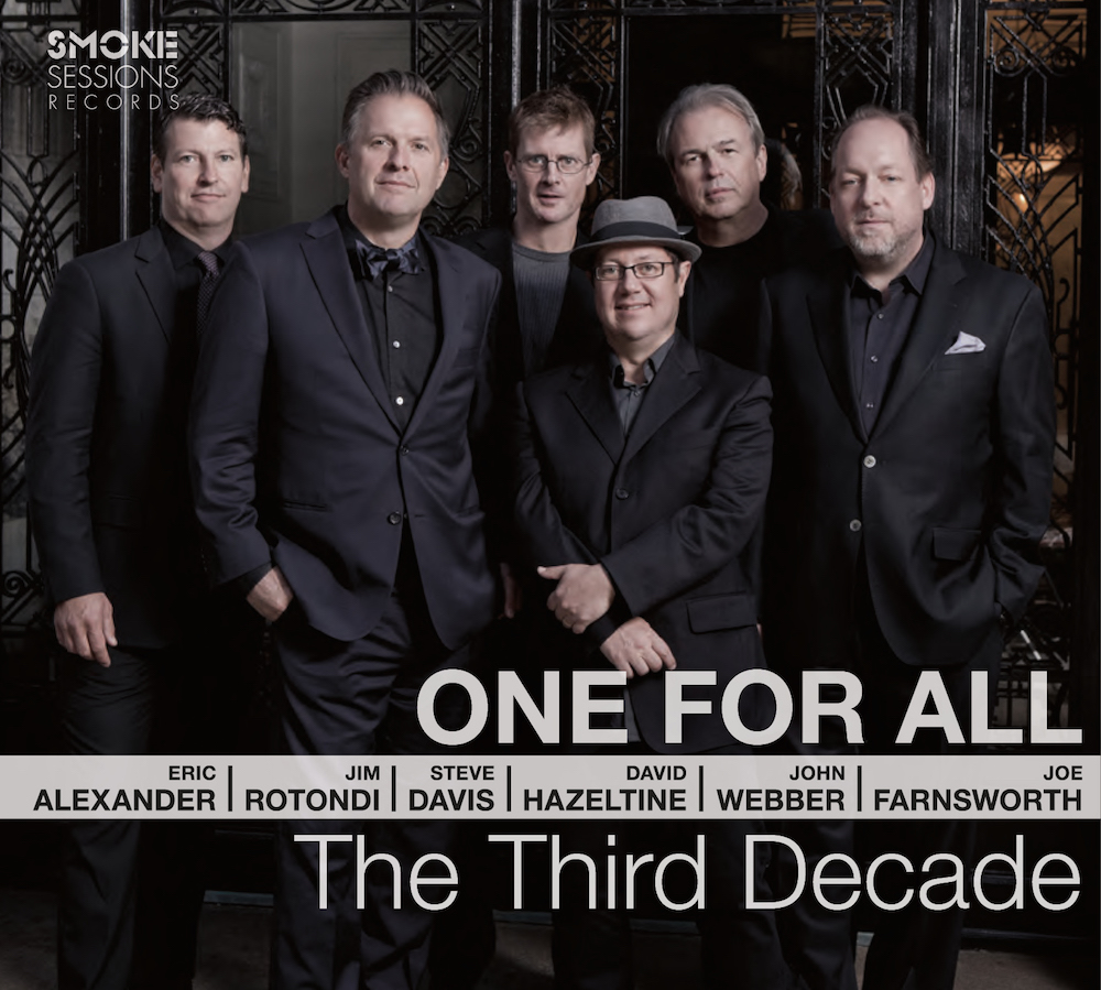 one for all album cover