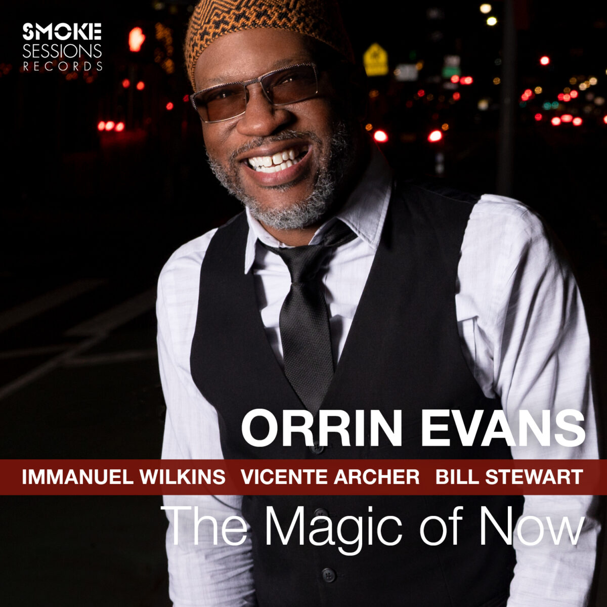 Orrin Evans THE MAGIC OF NOW Cover 1500px