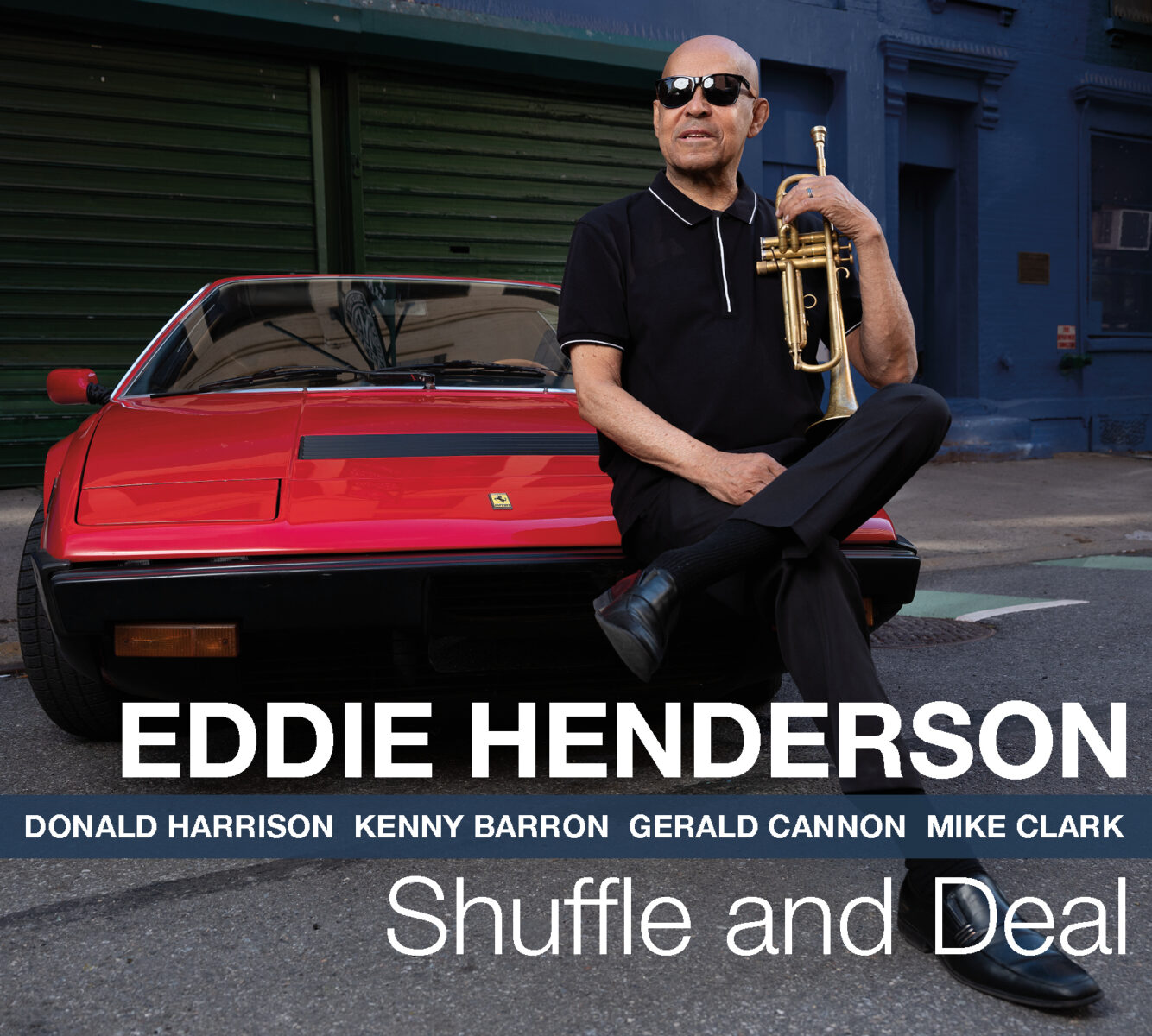 Eddie Henderson SHUFFLE AND DEAL_Cover