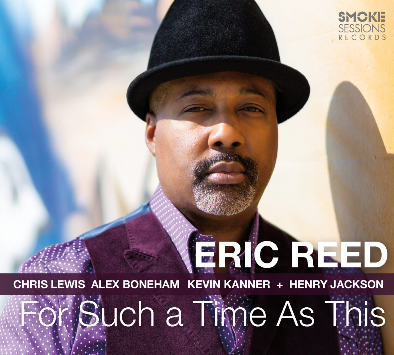 Eric Reed FOR SUCH A TIME AS THIS_Cover