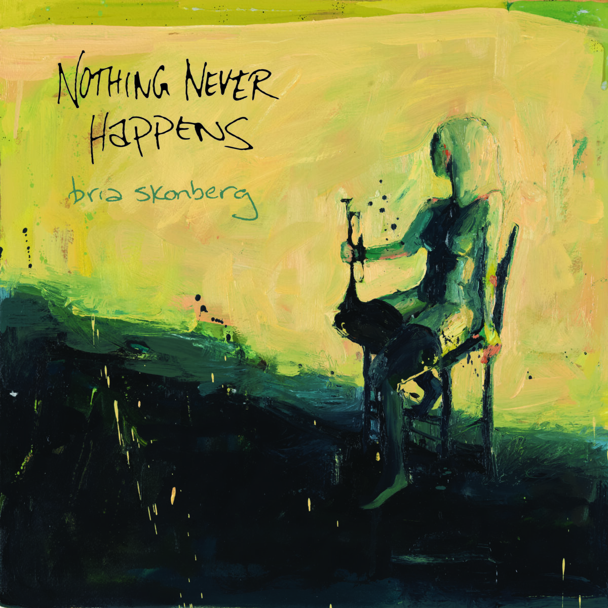 Nothing Never Happens Cover