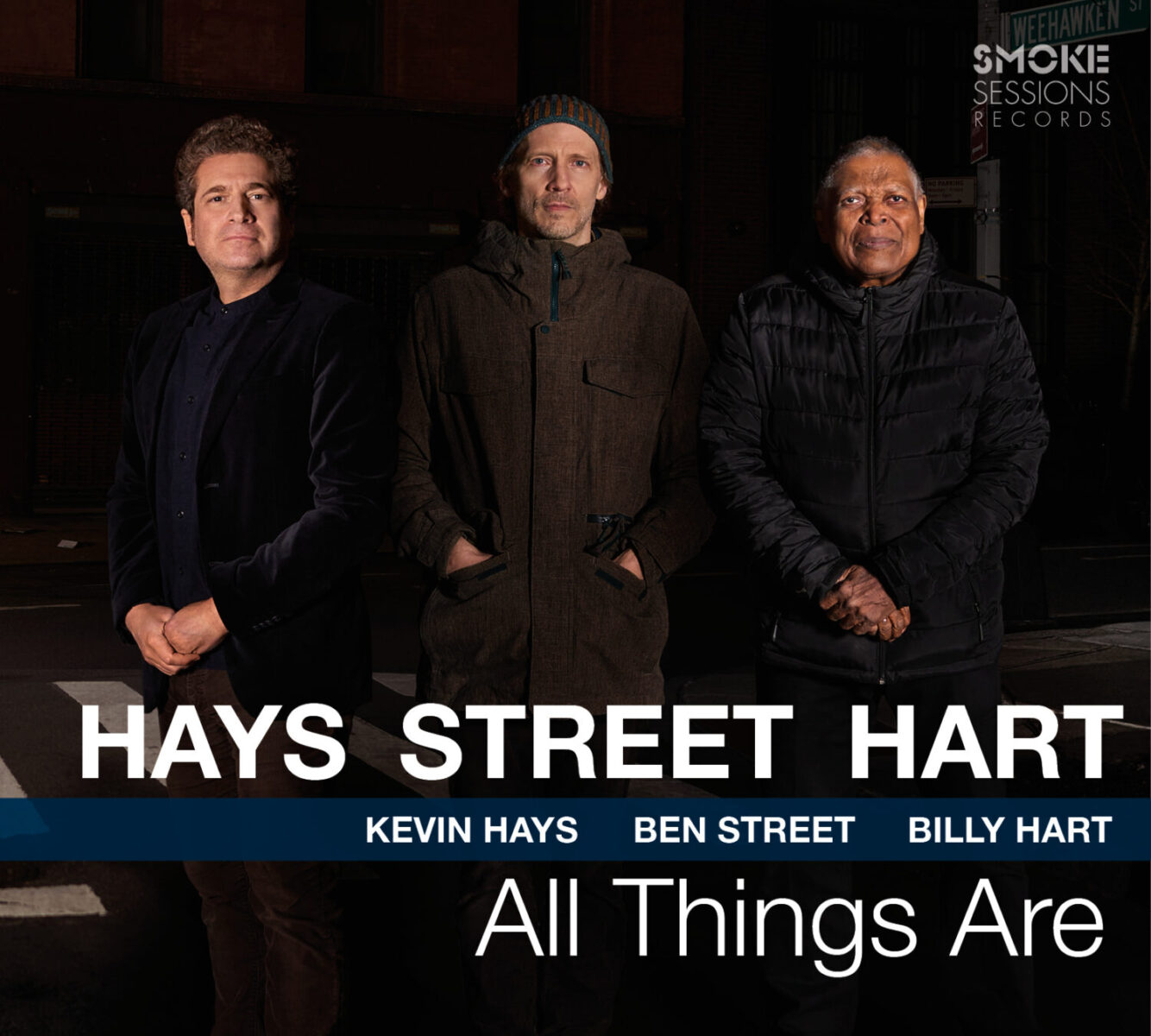 Hays Street Hart ALL THINGS ARE_Cover