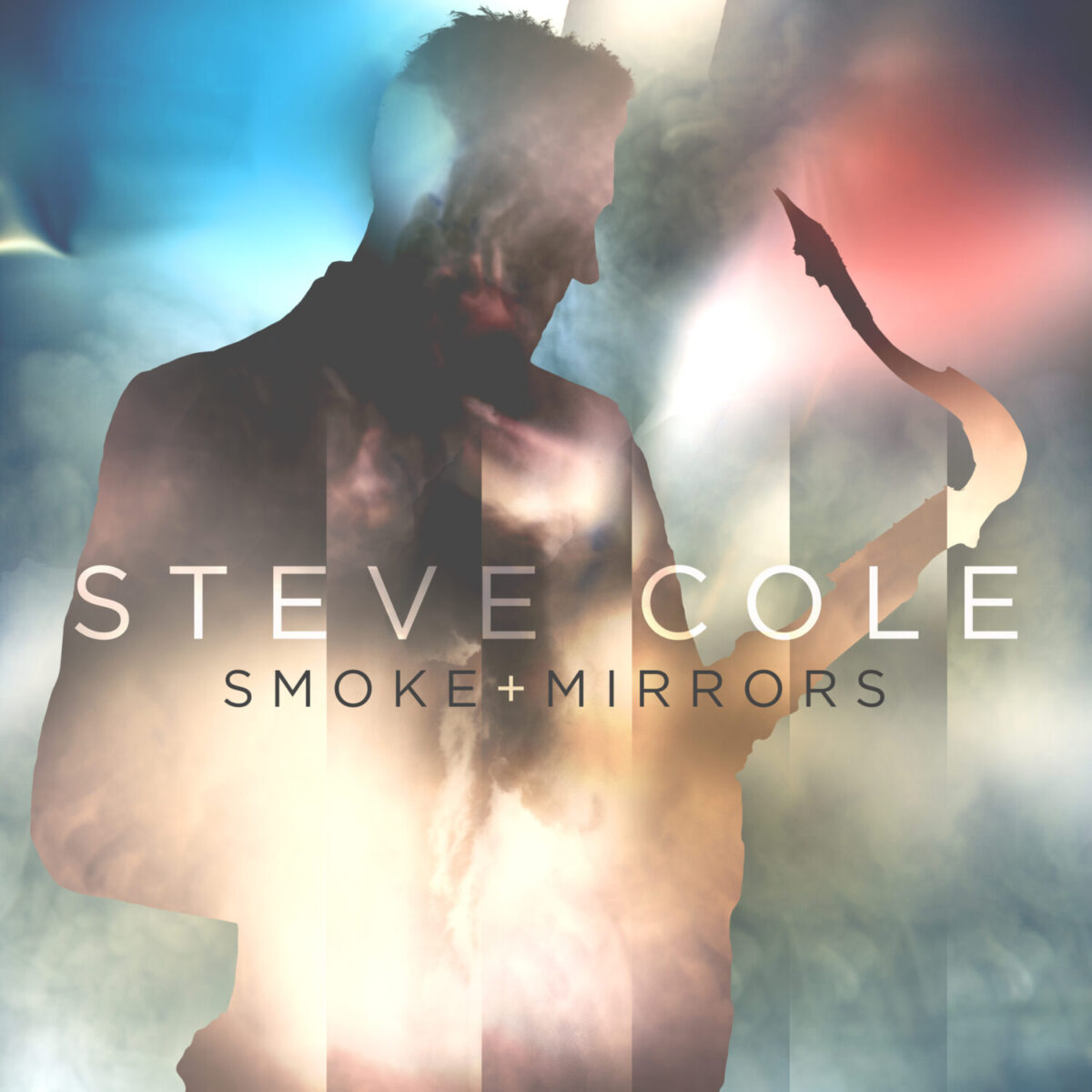 Steve Cole Smoke and Mirrors cover
