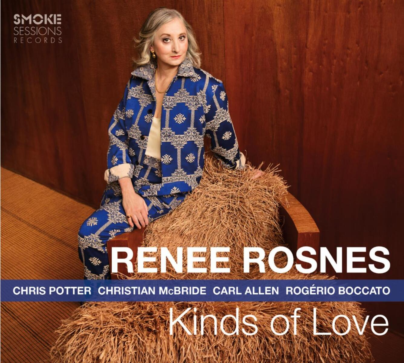 Renee Rosnes Album Cover
