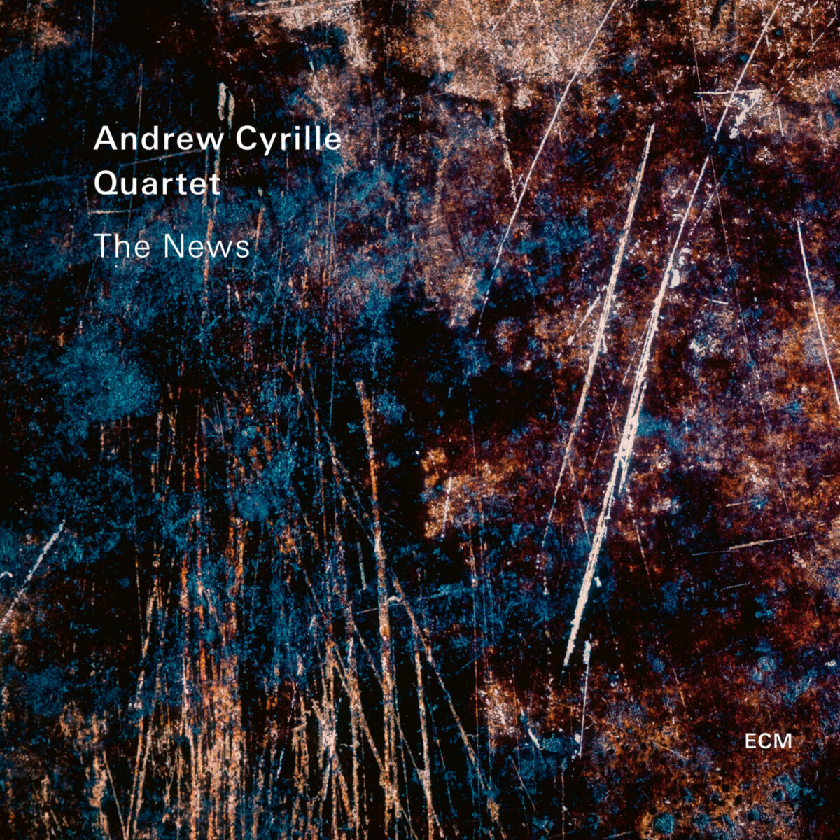 Andrew Cyrille The News