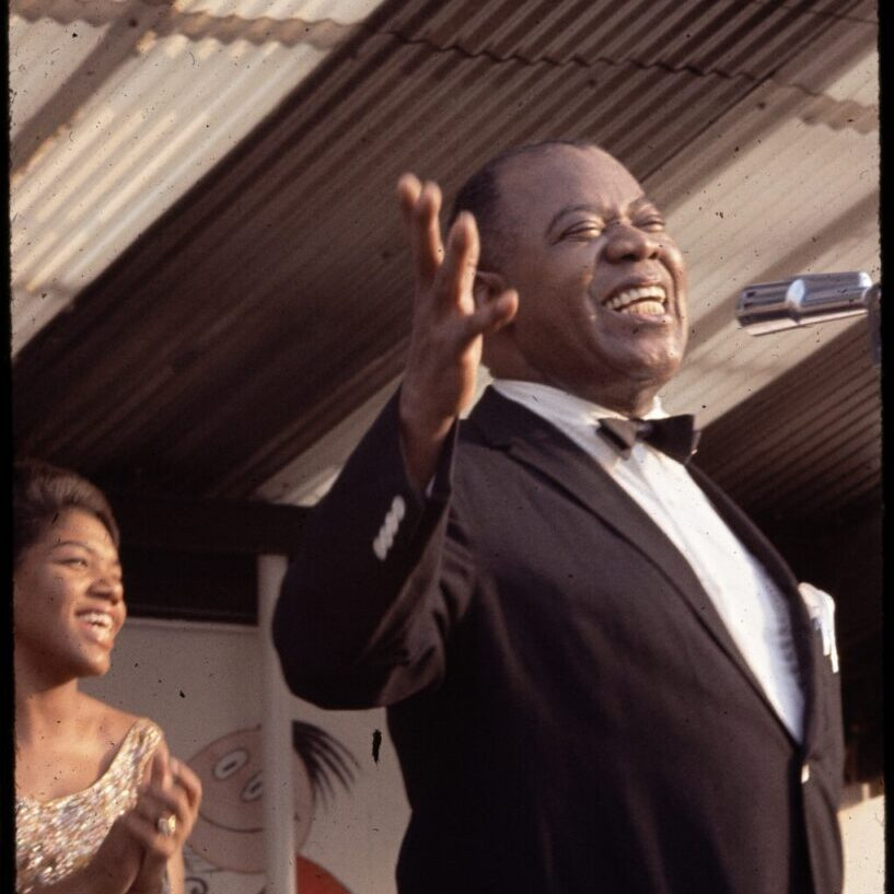 2006_1_1756 - Photo by Jack Bradley, courtesy of the Louis Armstrong House Museum
