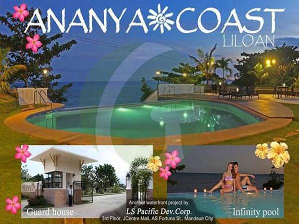 ananya coast liloan swimming pool