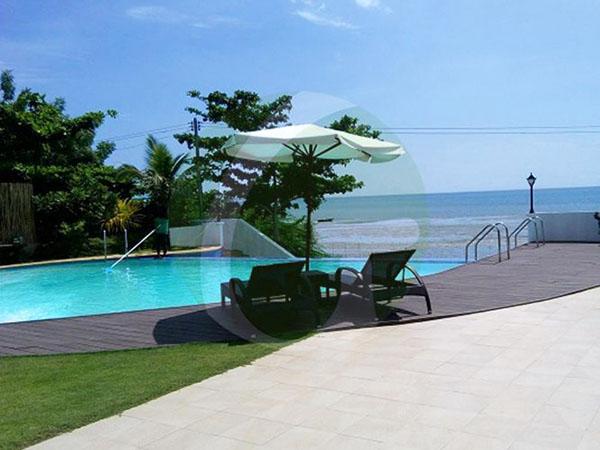 swimming pool in beach lot for sale in liloan