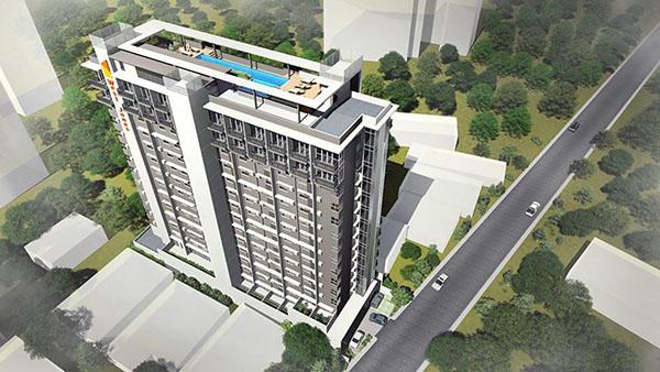 west jones residences condominium