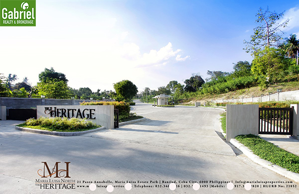 Maria Luisa North - the heritage subdivision