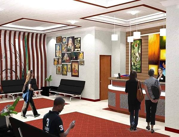 vistana pearl cebu reception area and lobby