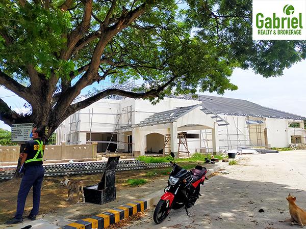 construction update of villa verde cebu mactan