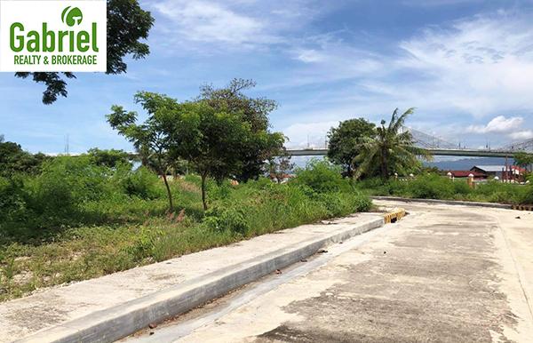 fully developed subdivision near mactan airport