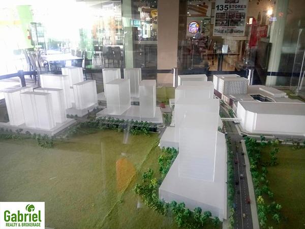 avida towers gatewalk central site development plan in mandaue