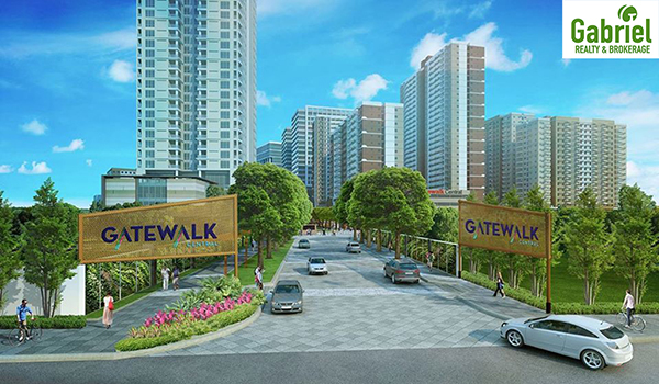 Park Edge Towers Gatewalk Central, a 17-hectare township project in mandaue city