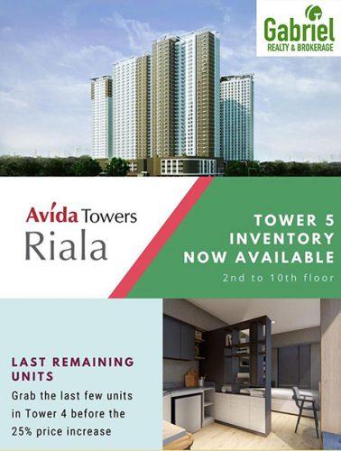 avida towers riala in Cebu IT Park