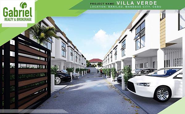 townhouses in villa verde banilad