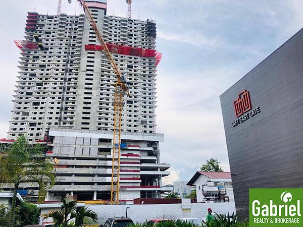 taft east gate construction update