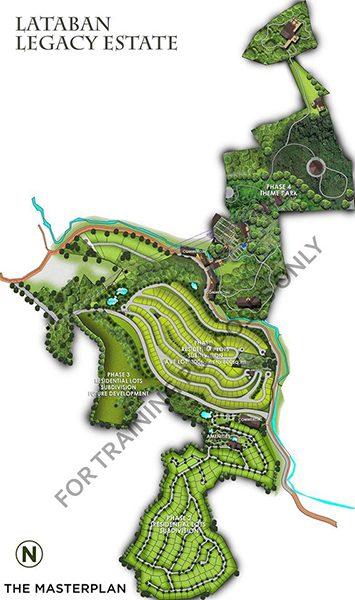 labatan legacy estate development plan