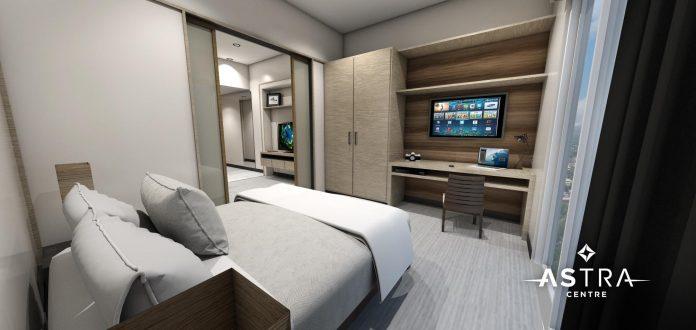 1 bedroom condominium in astra centre cebu